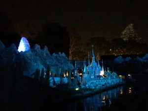 Frozen At Night