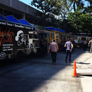 Food Truck Lunch